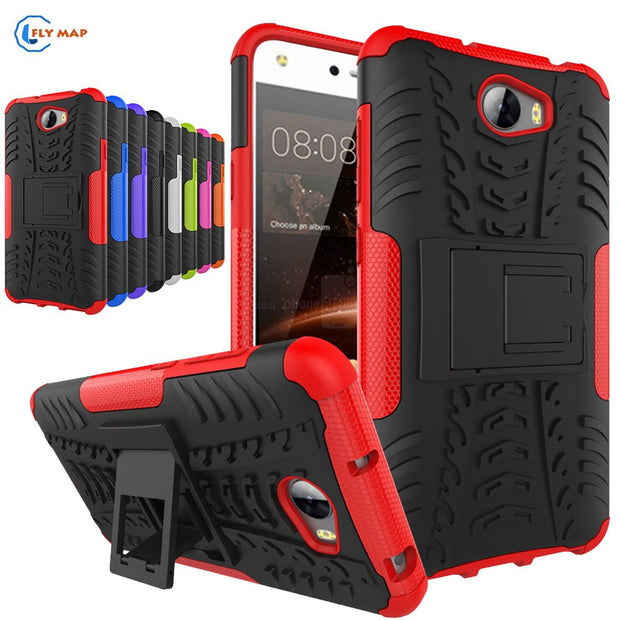 Coque For Huawei Y6 Ii Compact LYO L21 L01 Plastic Silicone TPU ...