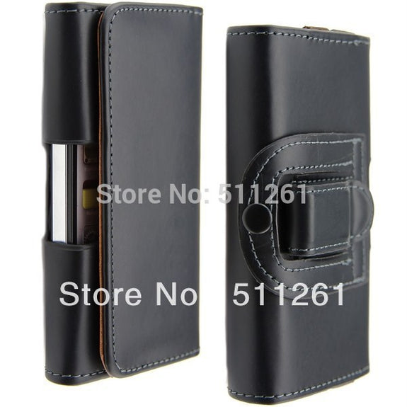 huge selection of 00df3 6b44e Coque For IPhone 5 5s Flip Belt Case Clip Holster Holder Leather Hard Cover  Wallet For Apple IPhone 5 5S / Iphone SE Phone Cases