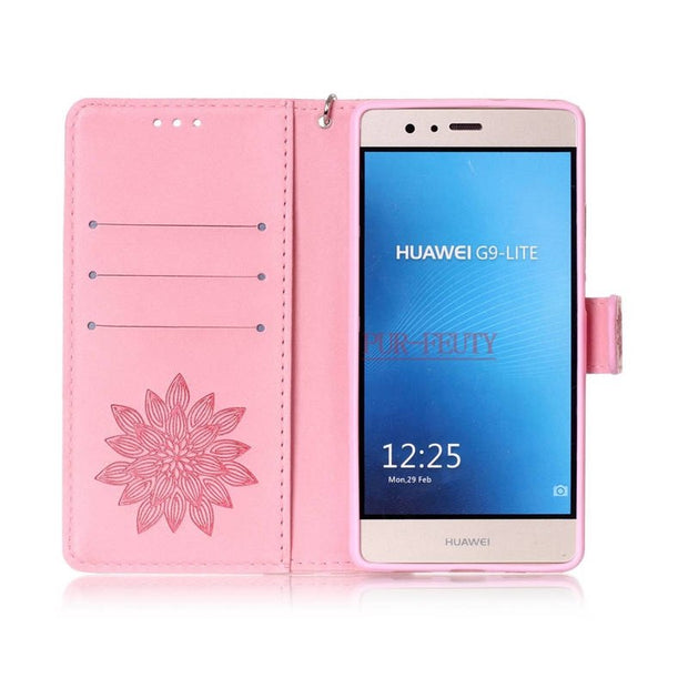 Cover For Huawei P8Lite ALE-L02 ALE-L21 ALE-L23 ALE-UL00 Phone Case Flip Cover For Huawei Ascend P9 Lite P9Lite VNS L21 L31 L53