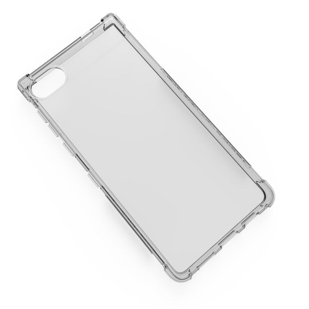 Crystal Clear Anti-slip Anti-Scratch Shockproof Durable Flexible TPU Soft Case Cover For BlackBerry Krypton