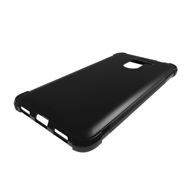 Crystal Clear Anti-slip Anti-Scratch Shockproof Durable Flexible TPU Soft Case Cover For HUAWEI Y7 2017