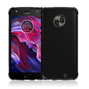 Crystal Clear Anti-slip Anti-Scratch Shockproof Durable Flexible TPU Soft Case Cover For MOTO X 2017/X4