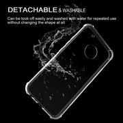 Crystal Clear Anti-slip Anti-Scratch Shockproof Durable Flexible TPU Soft Case Cover For Motorola Moto E4 Plus