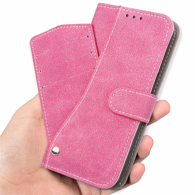 FQYANG Multifunction Flip Phone Case For SAMSUNG Note9 Note8 S9 Magnetic Wallet Flip PU Leather Stand Case For SAMSUNG S8 S7edge
