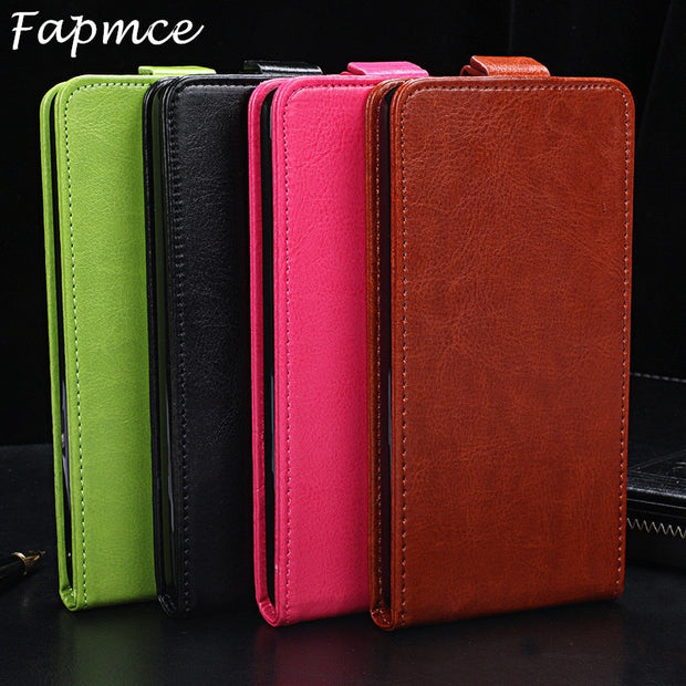Fapmce Case For ZTE Blade A320 Phone Bag Luxury Stand PU Leather Flip Case  For ZTE Blade A320 Phone Skin Cover Coque Fundas