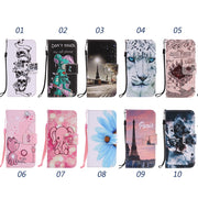 Flip Case For Huawei P8 Lite 2017 PRA-LX1 PRA-LA1 Phone Cover Leather Case For Huawei P8Lite 2017 PRA LX1 LA1 Coque Phone Bags