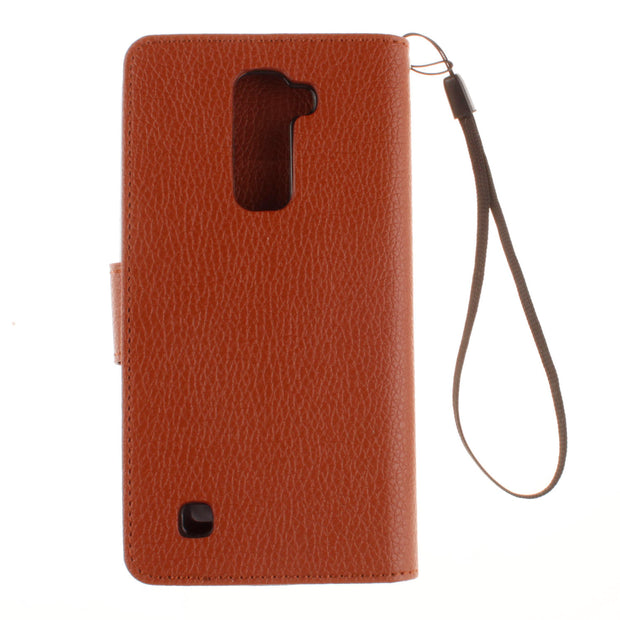 Flip Case For LG K 10 K10 LTE K410 K430 K430DS K 410 430 430ds Case Phone Leather Cover For LG M2 M 2 F670 F670L F670S F670K