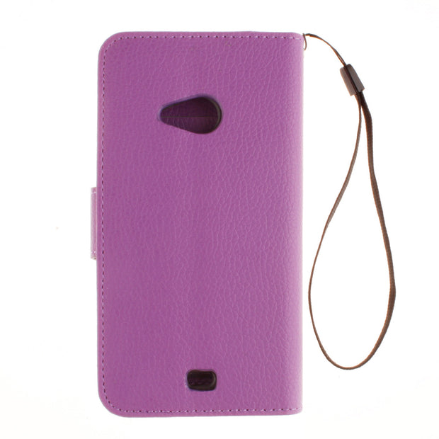 Flip Case For Microsoft Nokia Lumia 535 Lumia535 RM-1090 RM-1089 Case Phone Leather Cover For Nokia RM1090 RM1090 RM 1090 1089