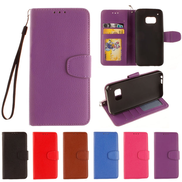 Flip Leather Case For HTC One M9 M 9 Prime 9u 9x 9s One3 M9u M9x M9s Phone Cover HTC Hima Case 0PJA100 0PJA110 0PJA120 0PJA300