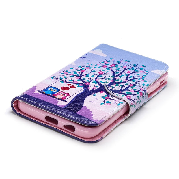 Flip For Samsung Galaxy J600f Case In Fitted Cases SM-j600F/DS SM-j600 For Samsung J6 2018 SM-j600G J600 Cover Mobile Phone Bag