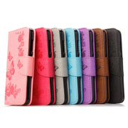 For Huawei Mate 10 Case Leather PU Flip Cover Embossing Flower Butterfly Wallet Book Holster For Huawei Mate 10 Phone Case
