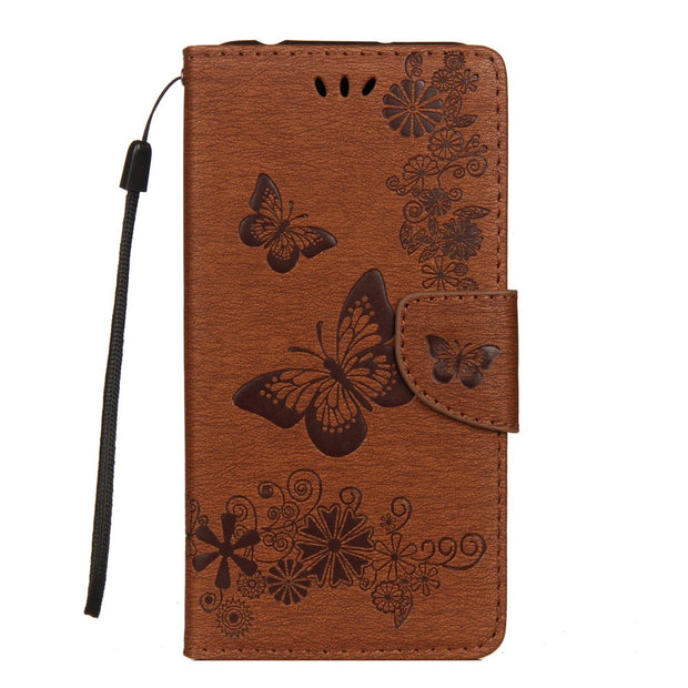 For Huawei P20 Pro Case Leather PU Flip Cover Embossing Flower Wallet Book Holster For Huawei P 20 Pro P20 Plus Phone Case