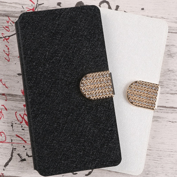 For Lenovo Vibe X2 X2 X 2 K900 K900 K 900 Case Cover Luxury PU Leather Flip Wallet Cases Fundas Phone Bag Card Slot Coque