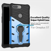 For Oneplus 3 3T Case Hybrid TPU PC Shockproof Armor Cases 360 Degree Rotate Cover For One Plus 5 5T Cases Accessories