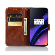 For Oneplus 6T One Plus 6 Case Flip Magnetic Leather Vintage Wallet Cover For Oneplus 5T Oneplus6 Coque Fundas