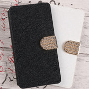 For Samsung Galaxy S4 Mini I9190 I9192 I9195 Case Cover PU Leather Flip Wallet Cases Fundas Phone Cover Bag Card Slot Coque