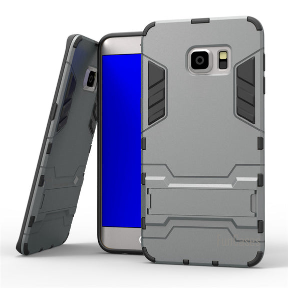 5dcfd6d052a Previous. For Samsung Galaxy S6 Edge Plus G9280 Case 5.1inch Dual Layer  Hybrid Rugged Armor ...
