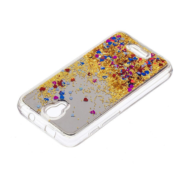 For Coque Alcatel U5 5047 5047Y Case Back Skin For Alcatel