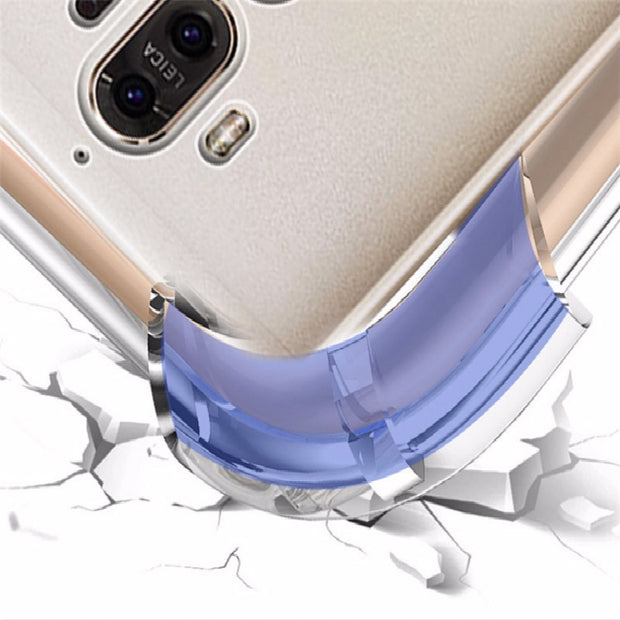 Four-corner Anti-drop Thickening For IPhone 6 7 6S 8 Plus Case For IPhone X 6 XS 6S 7 8 XR XS MAX Case Airbag Drop