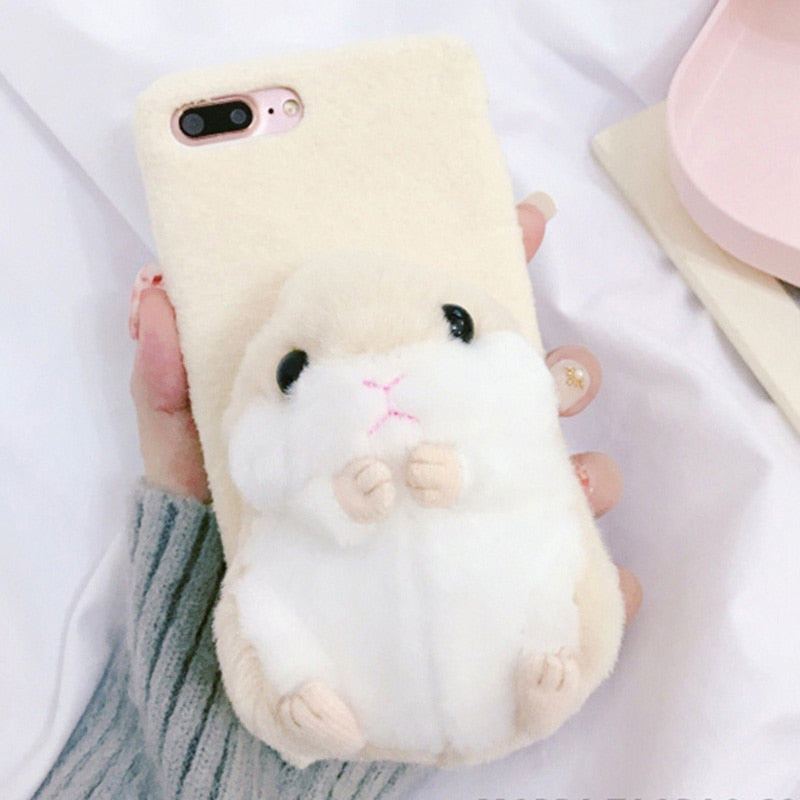 iphone 8 case hamster