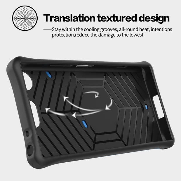 Heavy Duty Case Full-body Rugged Hybrid Protective Cover Impact Resistant For Sony Xperia XZ1 Compact