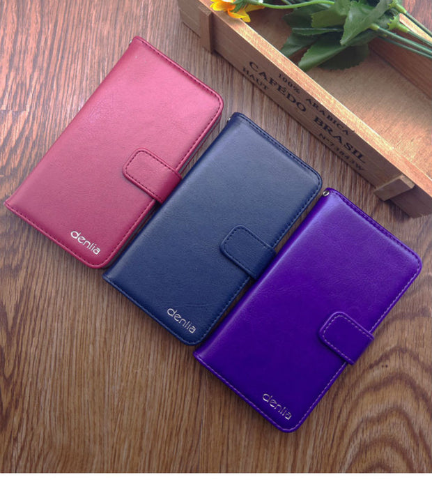 Hot Sale! Fly IQ4505 ERA Life 7 Quad Case New Arrival 5 Colors High Quality Fashion Leather Protective Cover Case Phone Bag