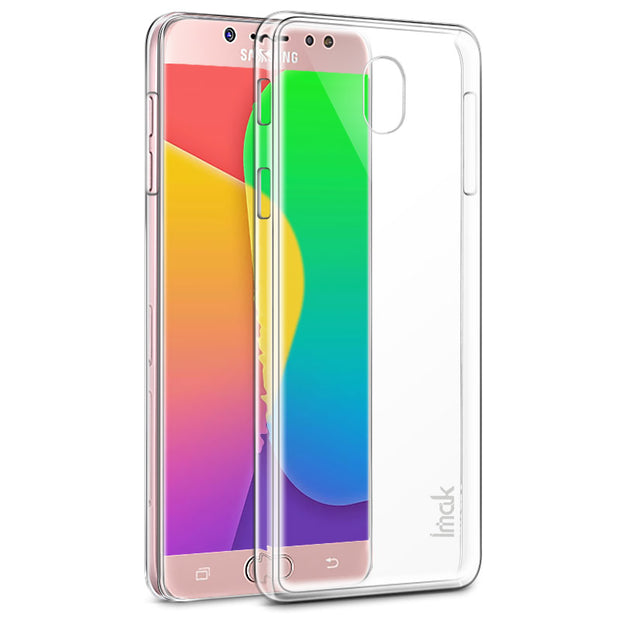 IMAK For Samsung Galaxy J7 2017(Eurasian Edition) J730F J7 Pro Clear Crystal Wear Resistance Hard PC For J730F Transparent Case