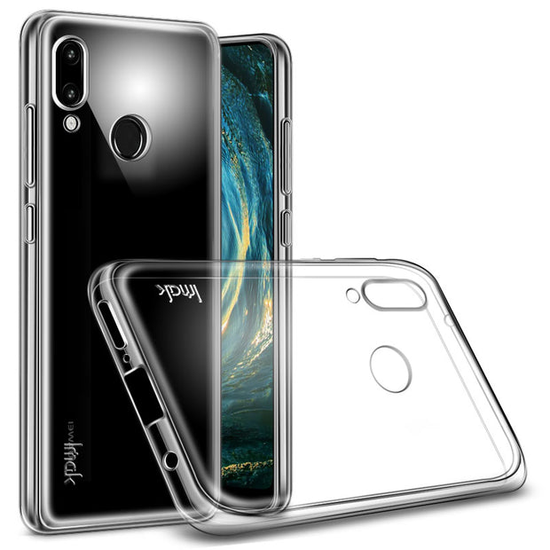 Imak Clear For HUAWEI P20 Lite Case Transparent Soft Gel TPU Silicone Case For HUAWEI P20 Lite Nova 3e Soft Cover Case
