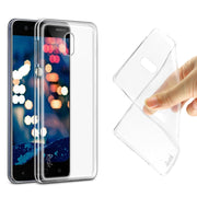 Imak Clear For Nokia 3 Case Transparent Soft Gel TPU Silicone Case For Nokia 3 Soft Cover Case