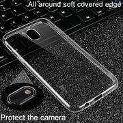 Imak Clear For Samsung Galaxy J7 2017(Eurasian Edition) J730F J7 Pro Case Transparent Soft Gel TPU Silicone Case J730F J7 Pro