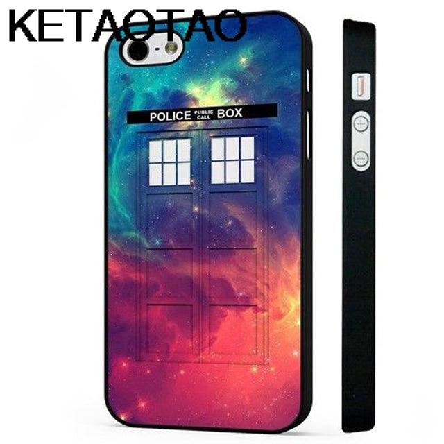 Cellphones & Telecommunications Phone Bags & Cases Ketaotao Doctor Who Tardis Phone Cases For Iphone 4s Se 5c 5s 6s 7 8 Se X Plus Xr Xs Max Case Soft Tpu Rubber Silicone