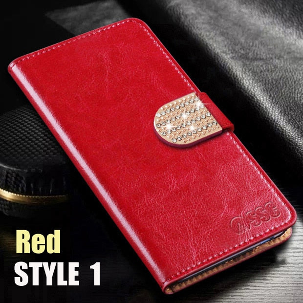 Style 1  red