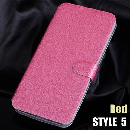 Style 5  red