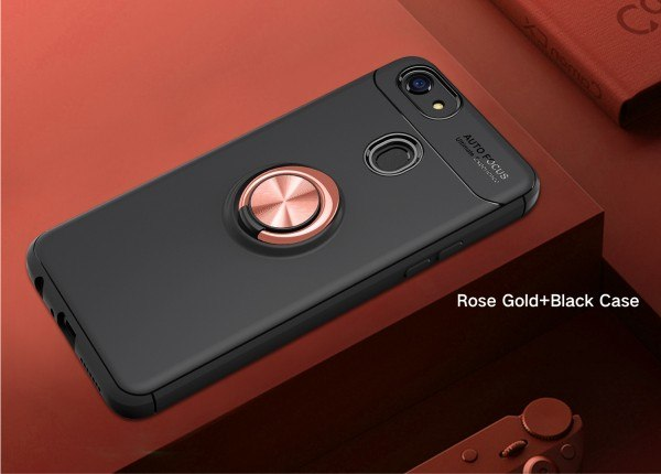 Black rose gold