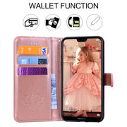 Luxury PU Leather Flip Phone Case For Huawei P8 P10 P20 Lite Cover Floral Card Holder Wallet Case For Huawei Mate 10 Lite