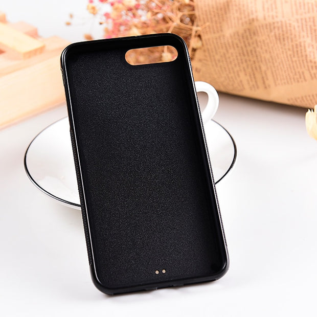 LvheCn 5 5S SE Phone Cover Cases For Iphone 6 6S 7 8 Plus X Xs Max XR Soft Silicon TPU SHERLOCK NOT NOW ON A CASE