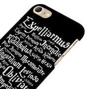 LvheCn 5 5S SE Phone Cover Cases For Iphone 6 6S 7 8 Plus X Back Skin Shell Harry Potter Famous Quotes