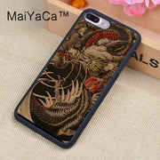 coque iphone 8 chinese dragon