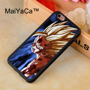 MaiYaCa Dragon Ball Anime Printed Phone Case For IPhone 8 Capa Fundas New Case For Apple Iphone 8 Back Shell Cover