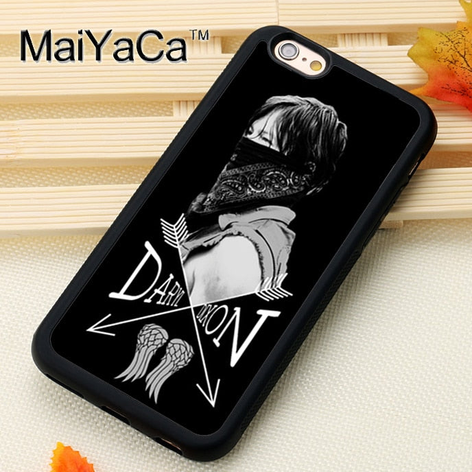 coque the walking dead iphone 6