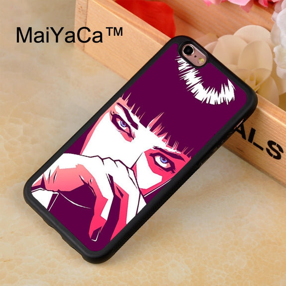 iphone 8 coque pulp fiction