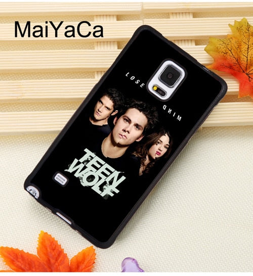 coque samsung galaxy s6 teen wolf
