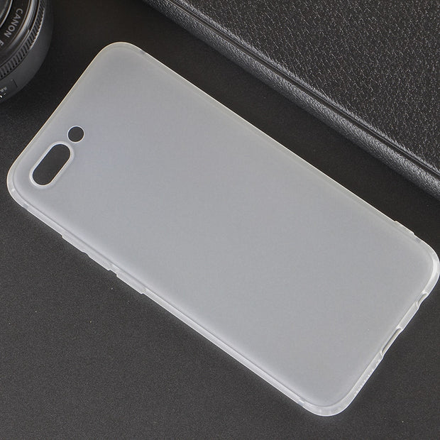 Matte Frosted Transparent Clear Soft TPU Cover Case For Huawei Honor Note 10 Play 8X Max 9 Mate 20 Lite X Pro Nova 3 3i P20