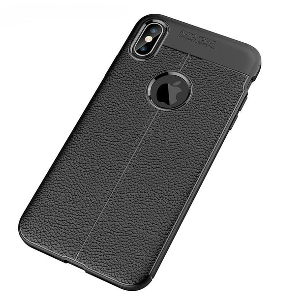 Matte Plain Mobile Phone Case For IPhone X XR XS Max 8 7 6 6s Plus Soft TPU Back Case For Iphone 6 6s 7 8 Cell Phone Cover
