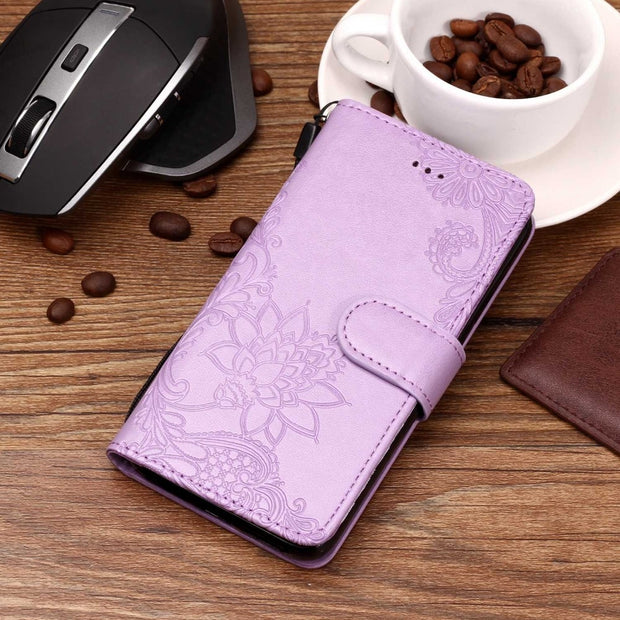 Mobile Capas Case For LG K8 2018 K10 2018 Luxury Phone Protective Flip Cover Wallet Leather Bag Skin K8 K10 2018