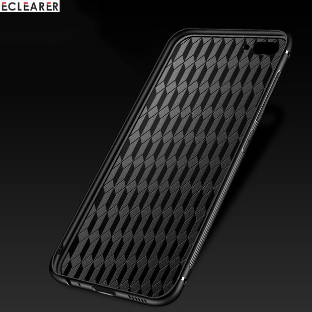 Original ECLEARER Case For Huawei Honor 10 Glass Case Luxury Soft TPU Tempered Glass Back Cover For Huawei Honor 10 Case Honor10