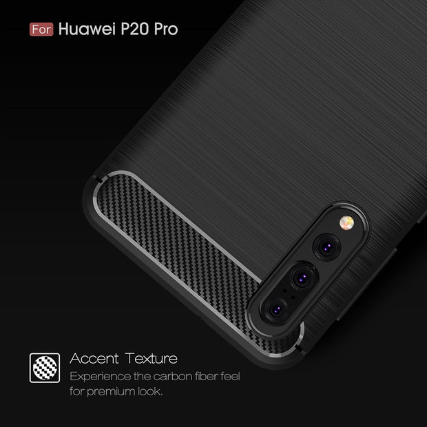 Phone Case For Huawei Mate 20 Lite Case Silicone Soft Carbon Fiber Cover For Huawei Mate 20 20X 20 Pro Mate 10 Lite X Case Coque