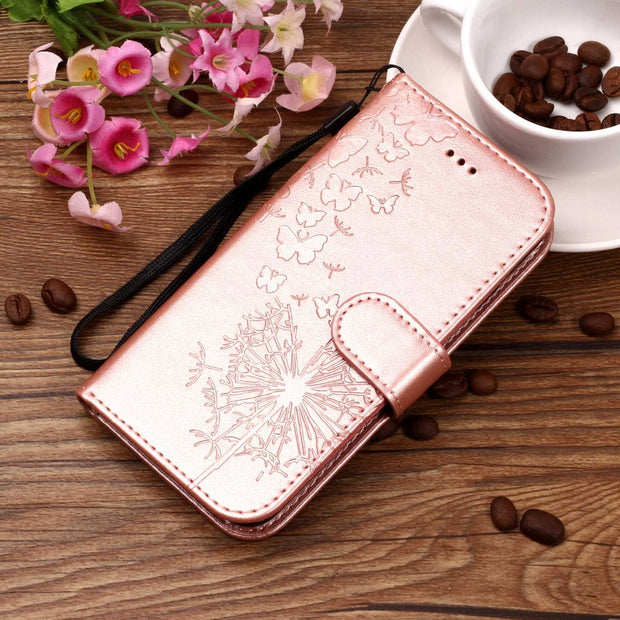 Phone Case For Xiaomi Mi8 A2 6X PU Leather Case Flip Cover Stand Case For Xiaomi Redmi 6 6A S2 5Plus Note5 Note5A Pro Back Cover
