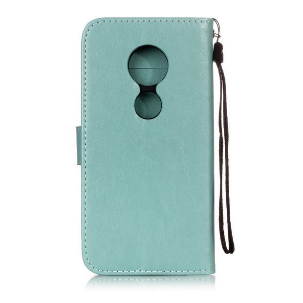 Phone Cases For Fundas Motorola Moto E5 G6 Play Case For Coque Motorola Moto E5 Plus Case Wallet Flip Cover Leather Case