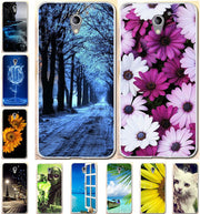 Phone Cases For ZTE Blade A510 BA510 Case Silicone Cover For ZTE Blade A510 Cases 3D Relief Soft TPU Bags For ZTE Blade A510